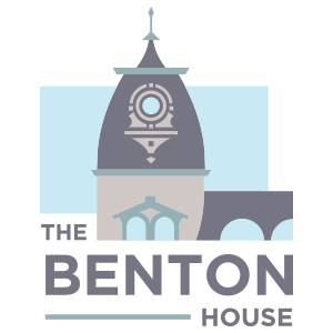 The Benton House Logo